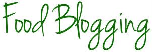 foodblogging