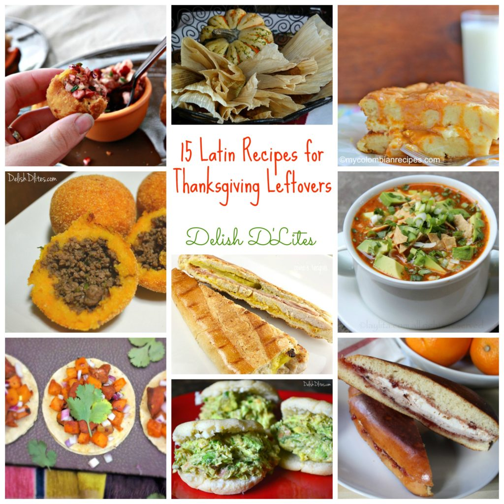 15 Latin Recipes for Thanksgiving Leftovers | Delish D'Lites