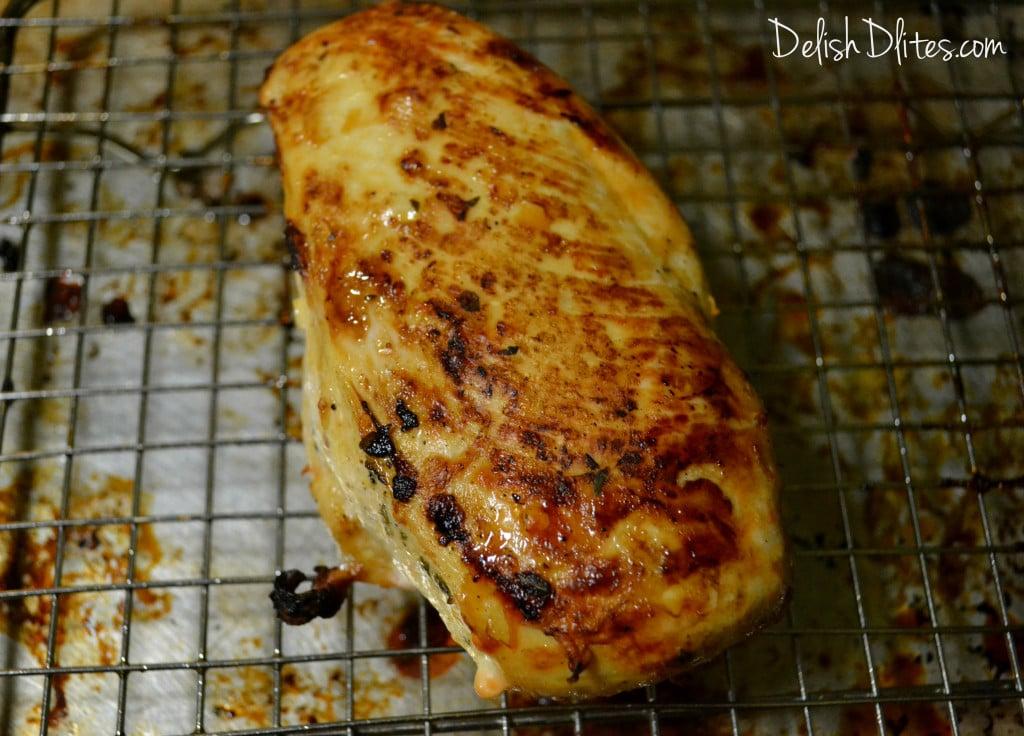 Garlic, Lemon & Thyme Roasted Chicken Breasts   Delish D'Lites