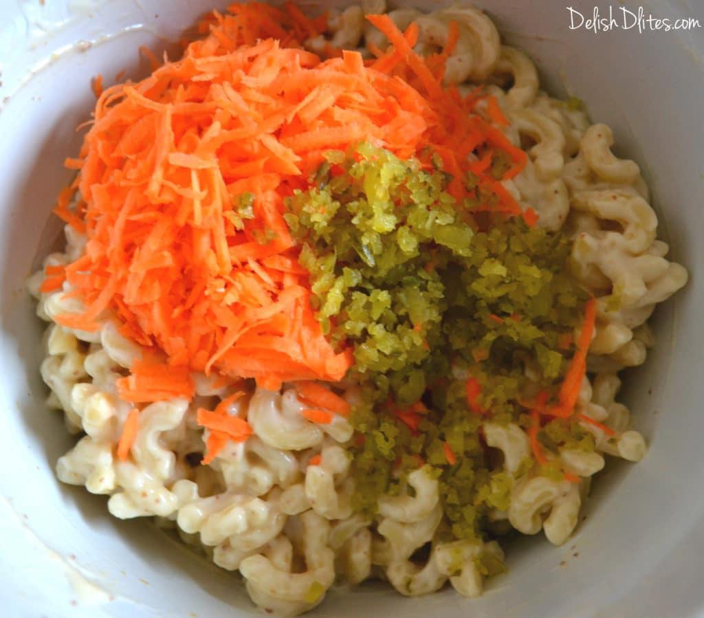 Deli-Style Macaroni Salad | Delish D'Lites