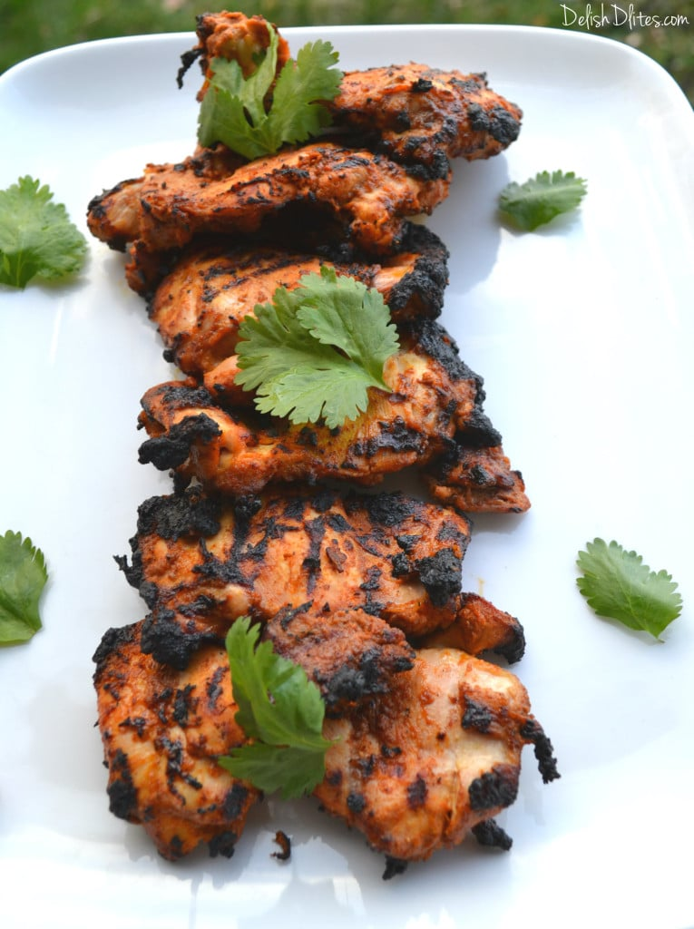 Tandoori Chicken | Delish D'Lites