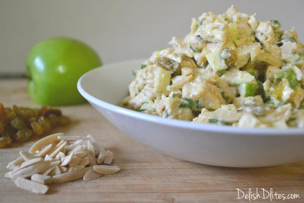 Chicken Salad Recipe Raisins