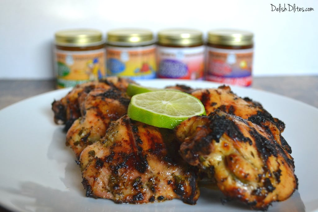 Honey Lime Grilled Chicken | Delish D'Lites