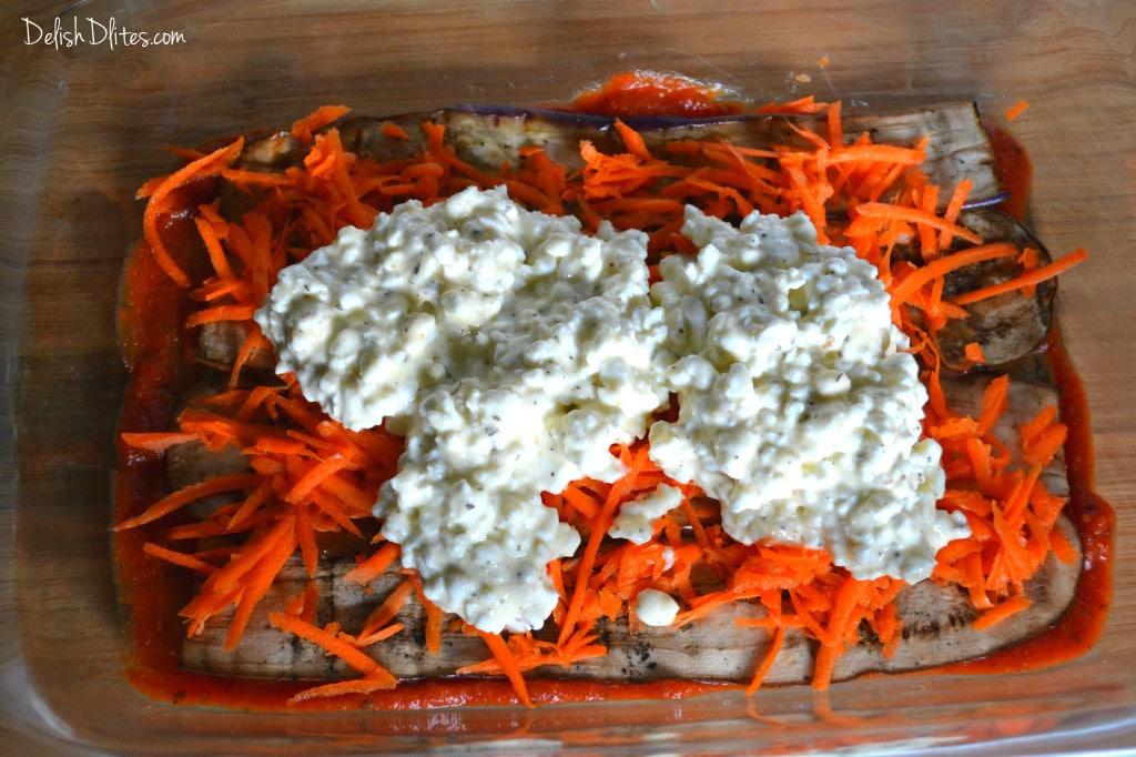 Zucchini & Eggplant Lasagna | Delish D'Lites