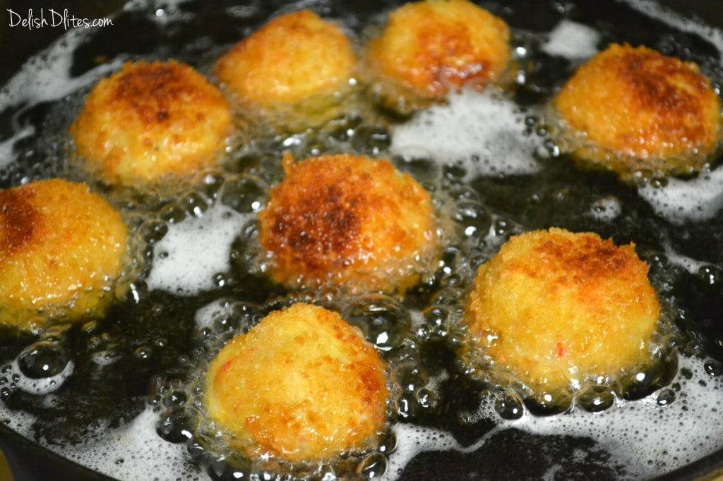 Croquetas De Gambas (Shrimp Croquettes) | Delish D'Lites