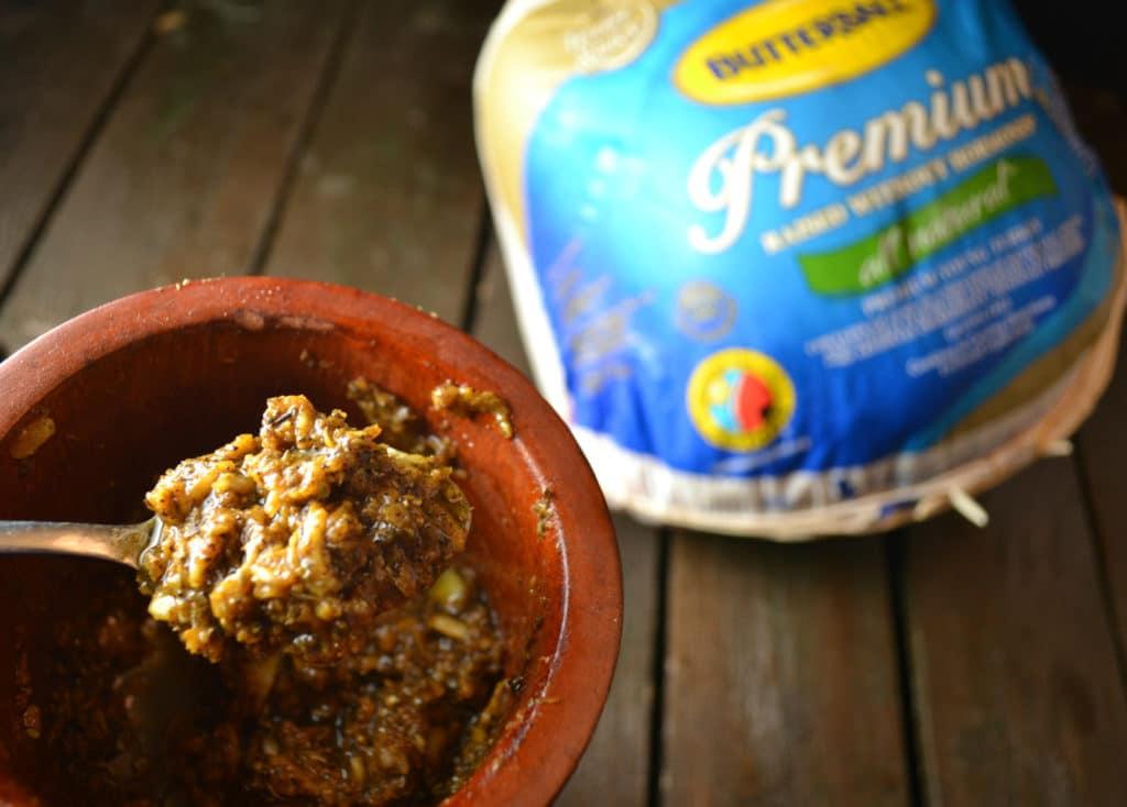 Pavochon: Thanksgiving Turkey Puerto Rican Style