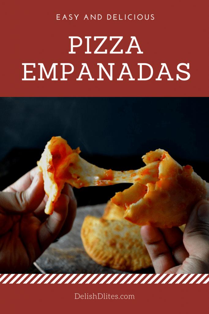 Pizza Empanadas | Delish D'Lites