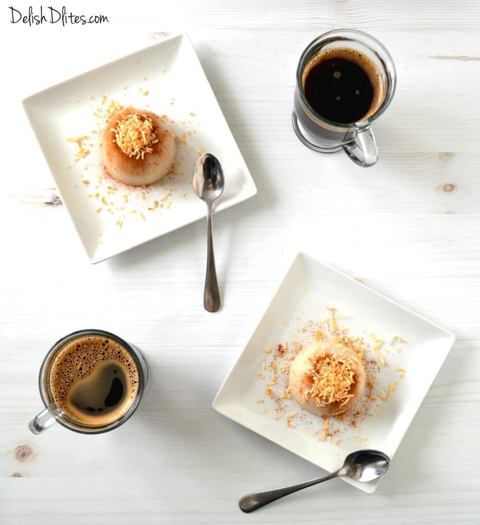 Tembleque (Puerto Rican Coconut Pudding) | Delish D'Lites