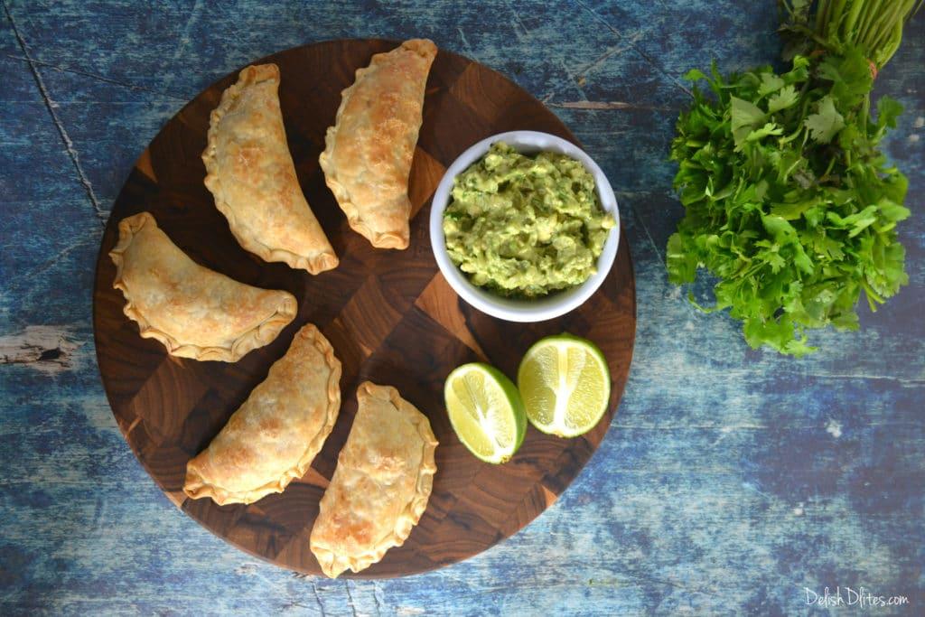 Crab Empanadas | Delish D'Lites