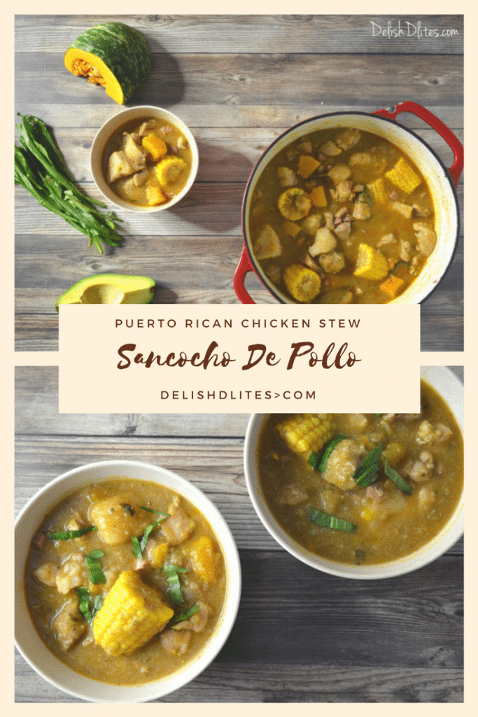 Sancocho De Pollo | Delish D'Lites